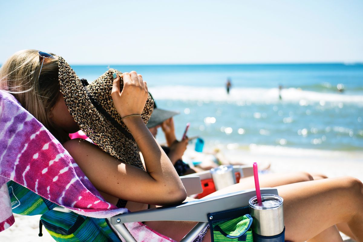 Top Tips For Sunburn Relief