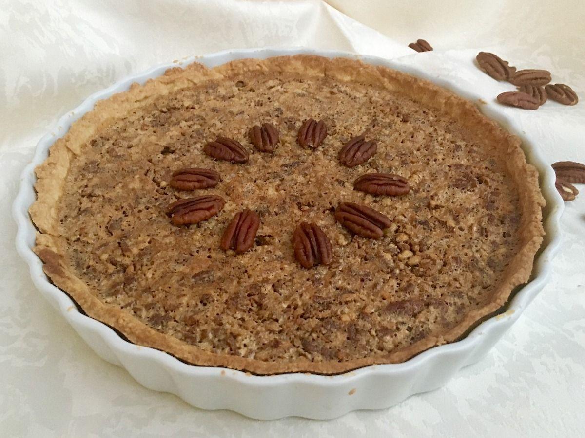 Pecan Pie (Paleo, Gluten-Free)
