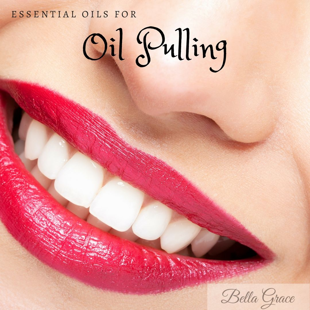 Oil Pulling with Essential Oils, Recipe Included!