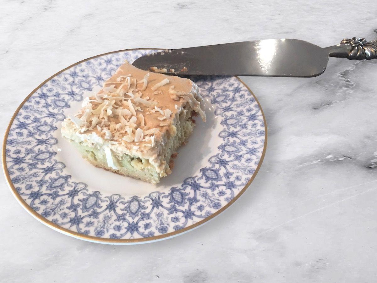 Tres Leches Cake (Paleo, Gluten-Free)