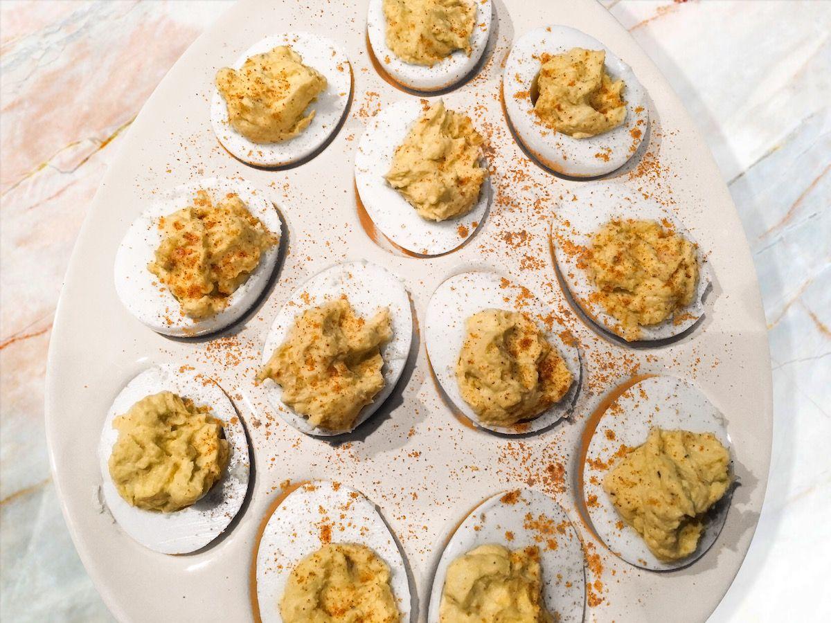 Deviled Eggs (Paleo, Dairy-Free)