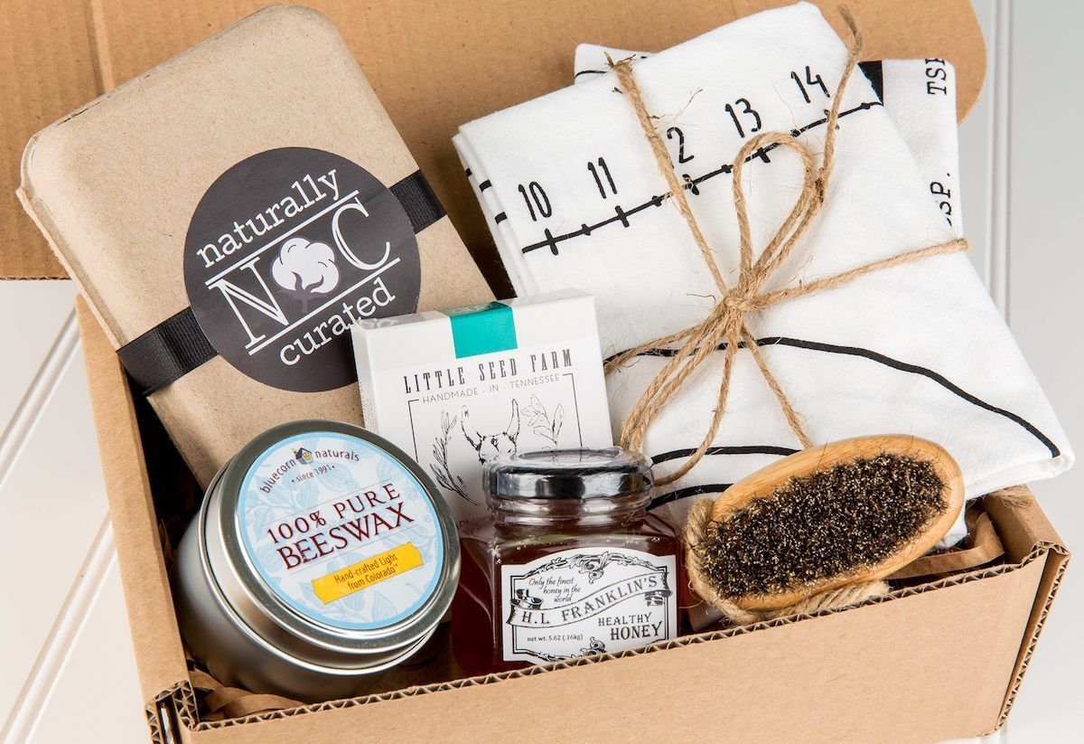 Naturally Curated: A Subscription Box Review