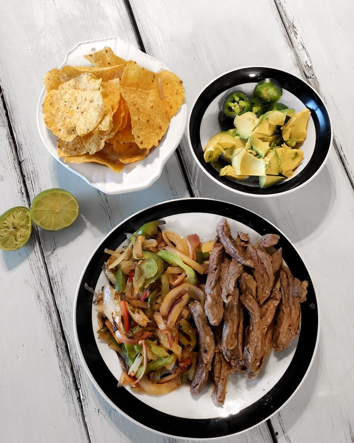Lime Infused Fajitas (Paleo, Keto)