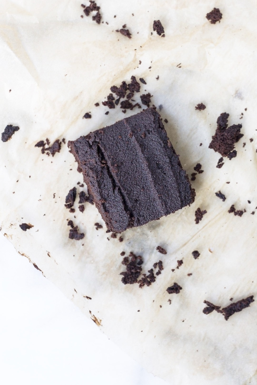 Mocha Fudge Brownies (Paleo, Keto)