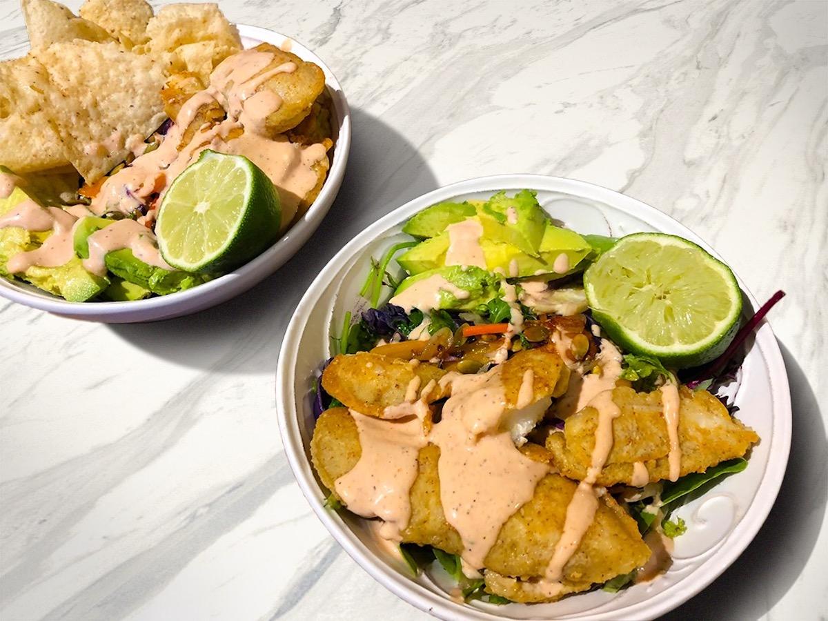 Fish Taco Bowls (Paleo, Keto)