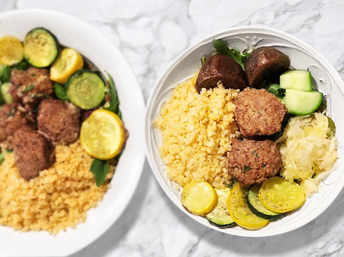 Beef Shawarma Bowls (Paleo, Keto)