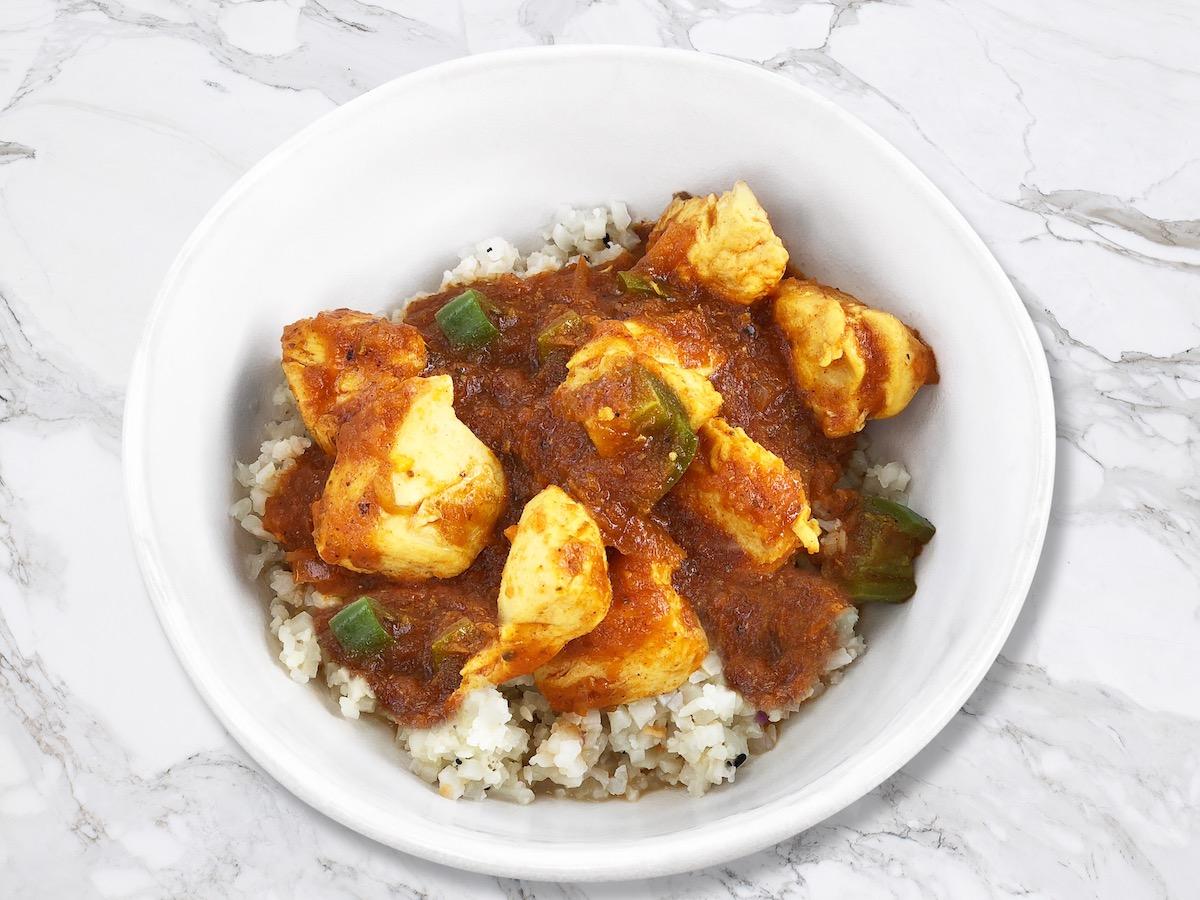 Chicken Tikka Masala (Paleo, Keto)
