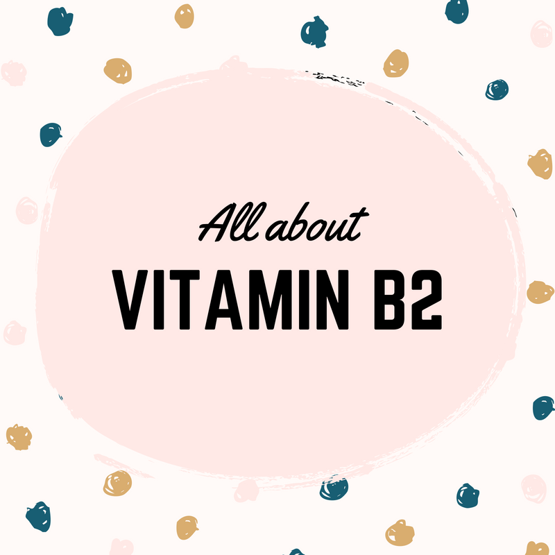 The Top Vitamin B2 Rich Foods + Recipes