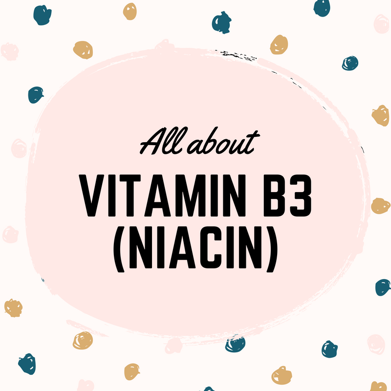 The Top Vitamin B3 (Niacin) Rich Foods + Recipes