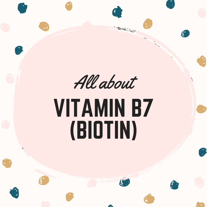 The Top Vitamin B7 (Biotin) Rich Foods + Recipes