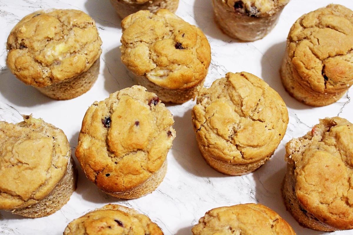 Banana Nut Muffins (Paleo)