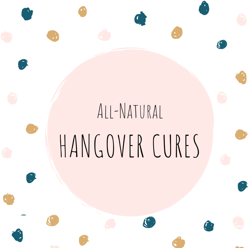All-Natural Hangover Cures
