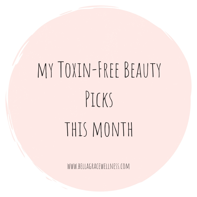 April's Toxin-Free Beauty Picks