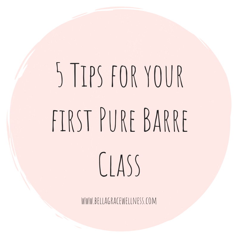 5 Tips for Your First Pure Barre Class