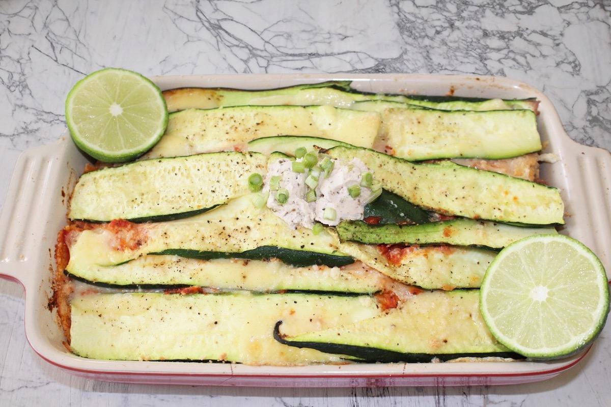 Paleo Beef Enchilada Casserole