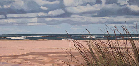 Joan McGivney - Sauble Beach August Breeze