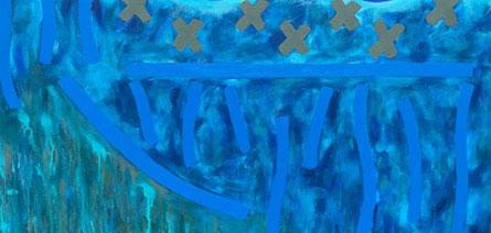 Andrew Glinski - Blue Garden