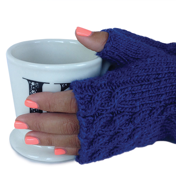 Mitts & Scarf patterns