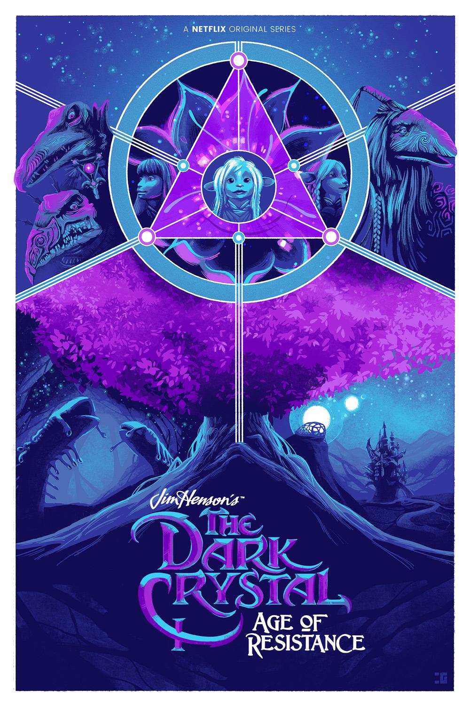 The Dark Crystal, Netflix