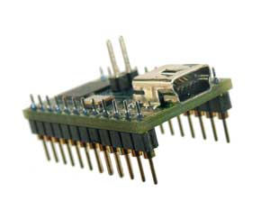 aes100 high speed USB micro-module