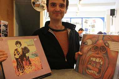 Rat Records used record & CD shop: London's best vinyl selection
