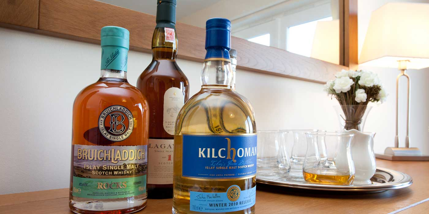 Whisky enthusiast or nature lover - a holiday on Islay is one to remember