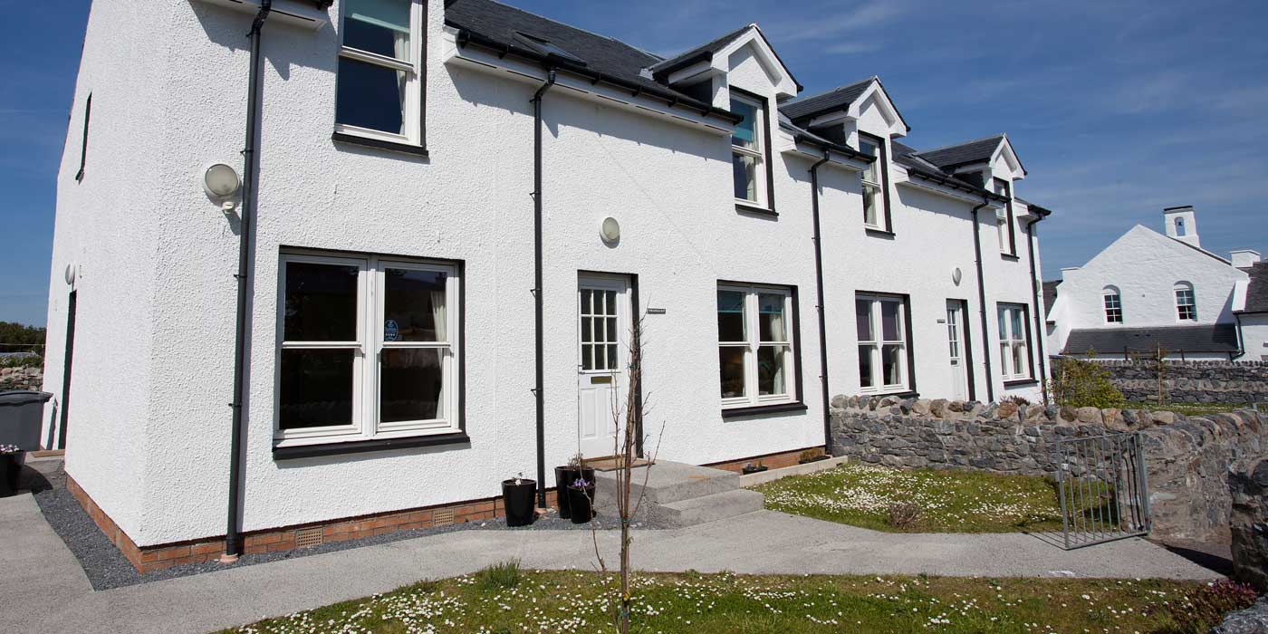 Holiday apartments and houses in Port Charlotte, Islay