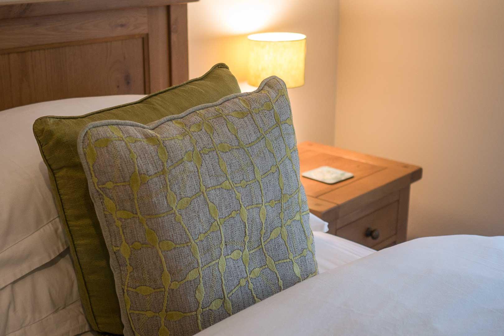 Sanaigmore cottage: stylishly furnished throughout