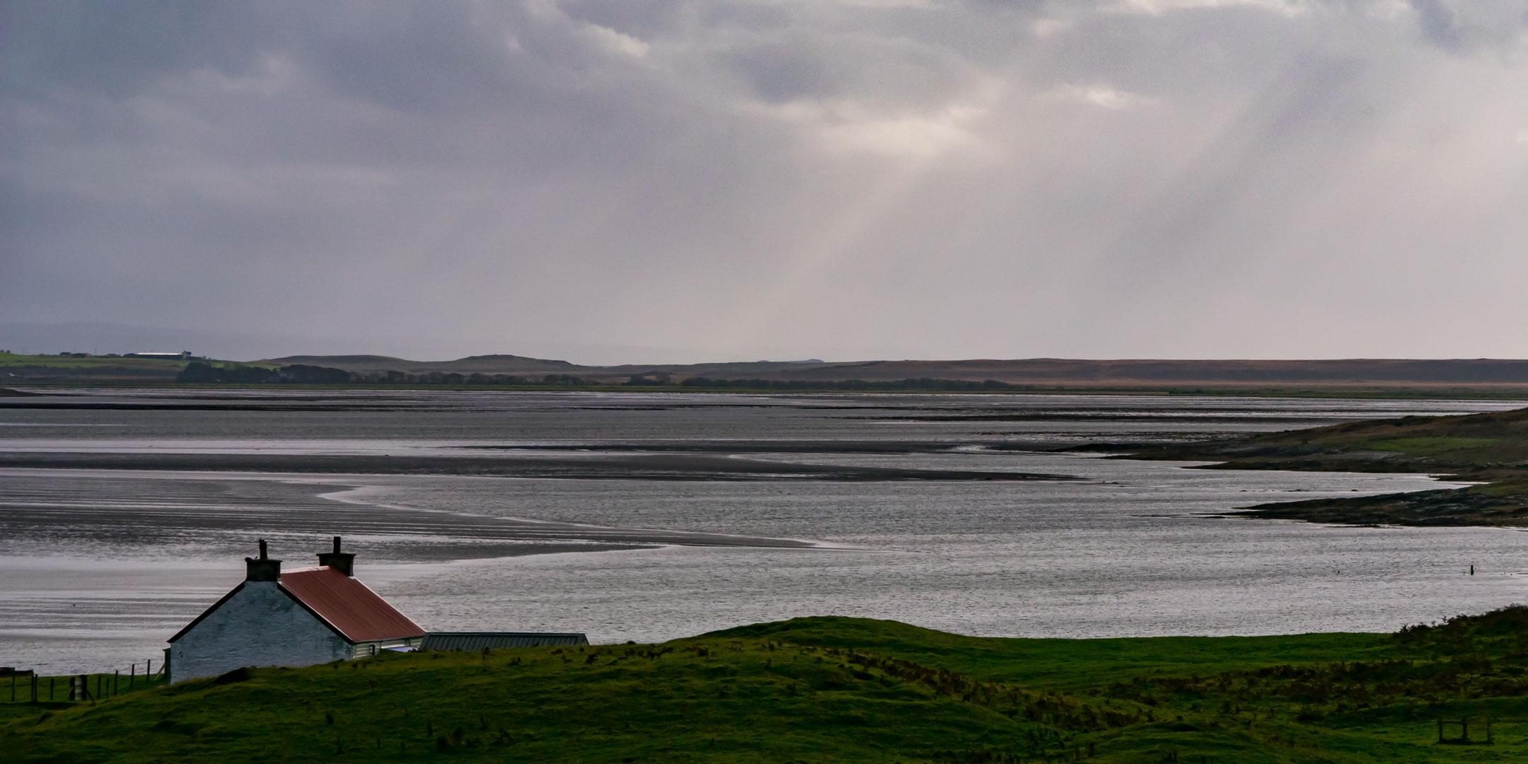 An eventful view, Islay!