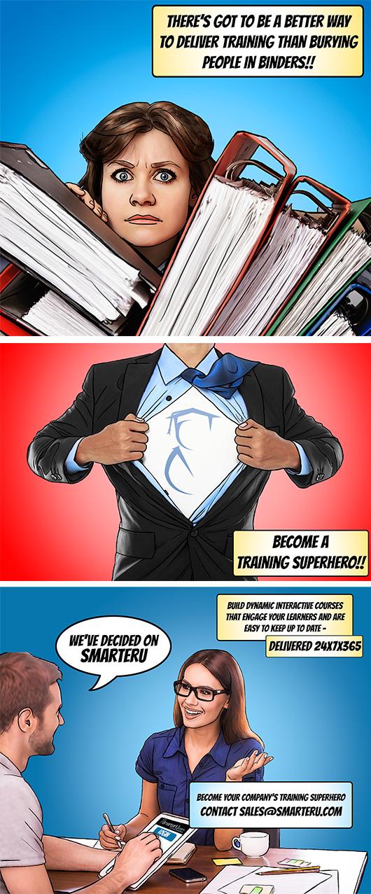 Page 01 - SmarterU LMS