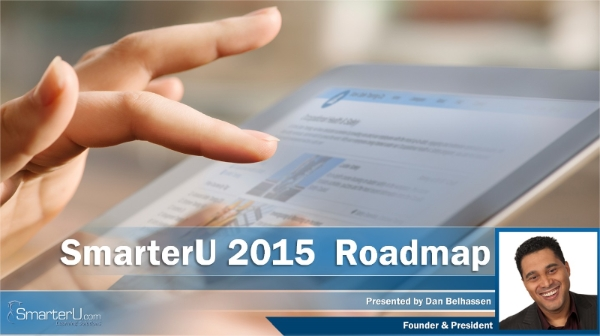 The Road Ahead - SmarterU LMS - Blended Learning