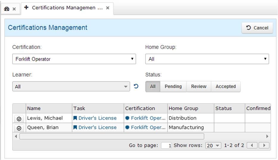 Training Checklist - SmarterU LMS - Online Training Software