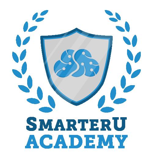 Logo: SmarterU Academy - SmarterU LMS - Online Training Software