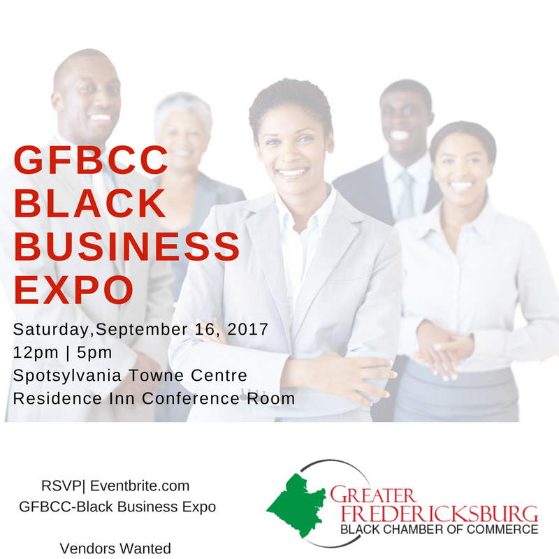 Greater Fredericksburg Black Chamber