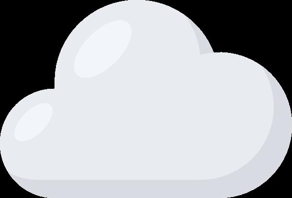 Cloud e-commerce icon