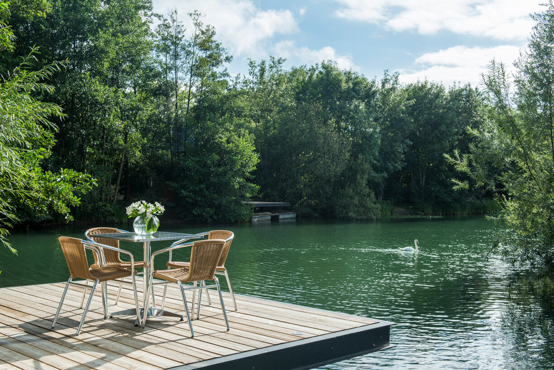 Little Horseshoe Lake - View