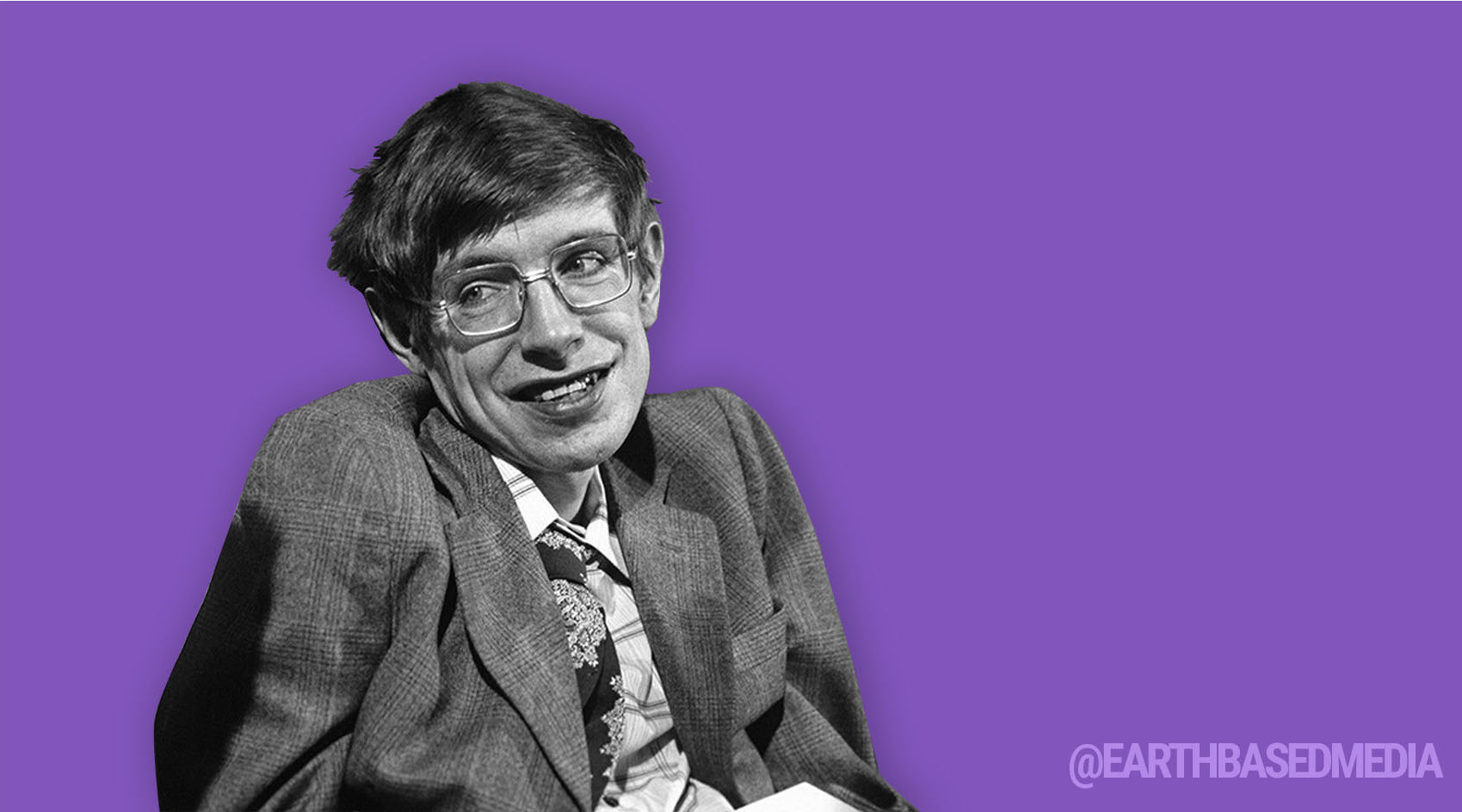 A Tribute to Stephen Hawking. The Brightest Mind In the Universe (That We Know Of)