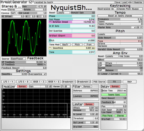 Soundemote | Oscilloscope Music Synthesizers, Audio Plugins and Effects