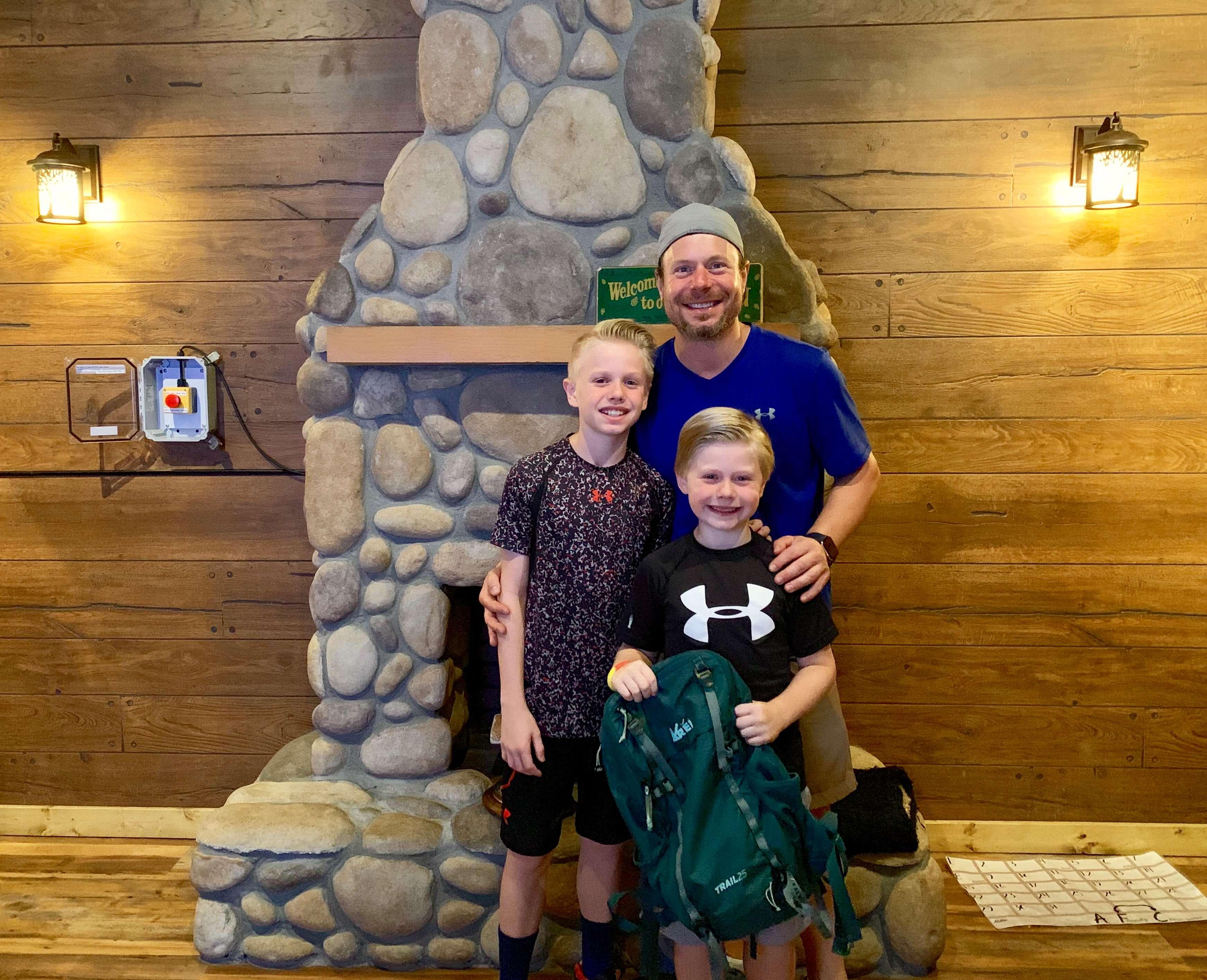 Family fun cabin escape room in Breckenridge Colorado