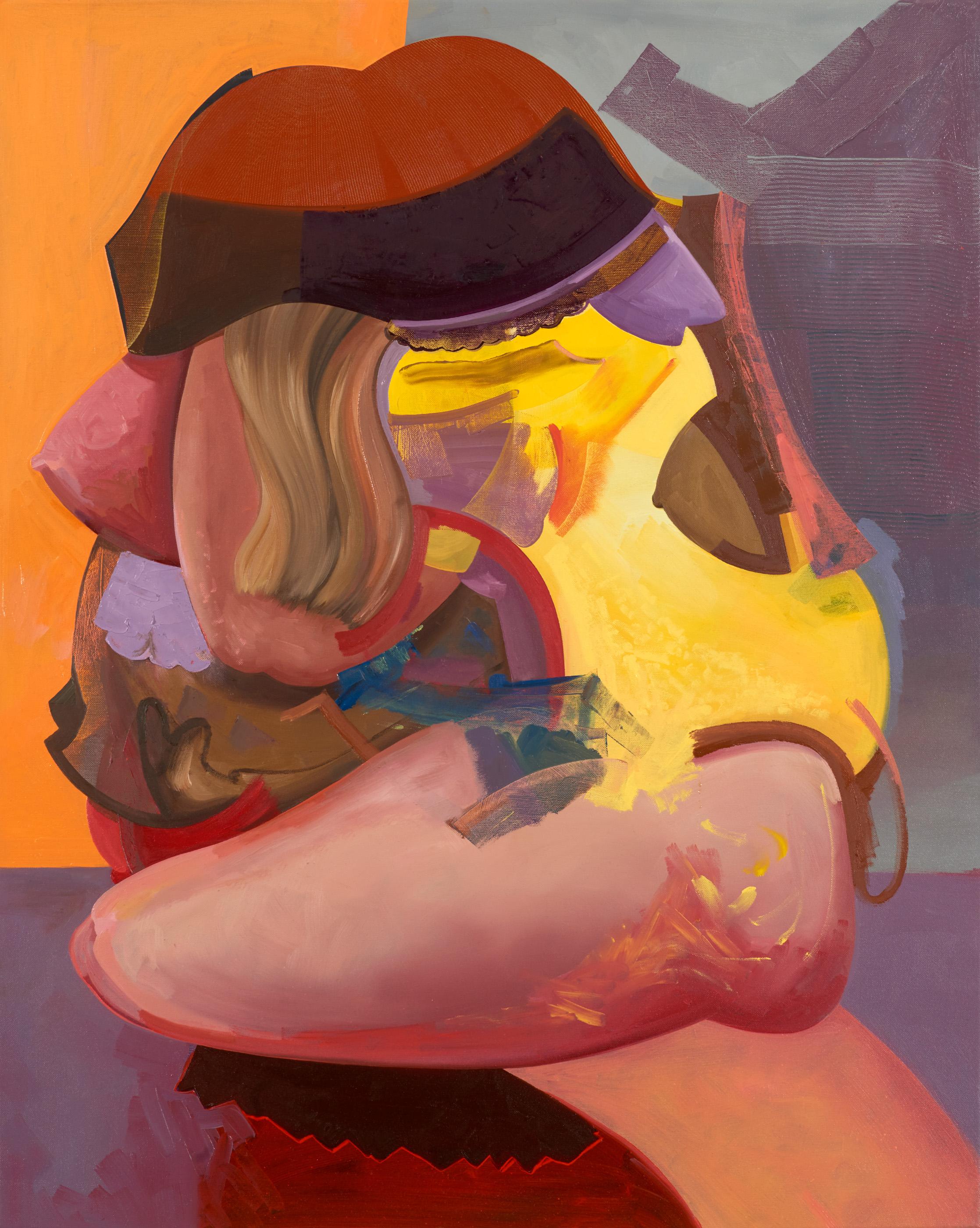 Egle otto, Malerei painting Öl auf Leinwand oil on painting contemporary art contemporary artist Gegenwartskunst Künstlerin female artist female art gender Oil on canvas body