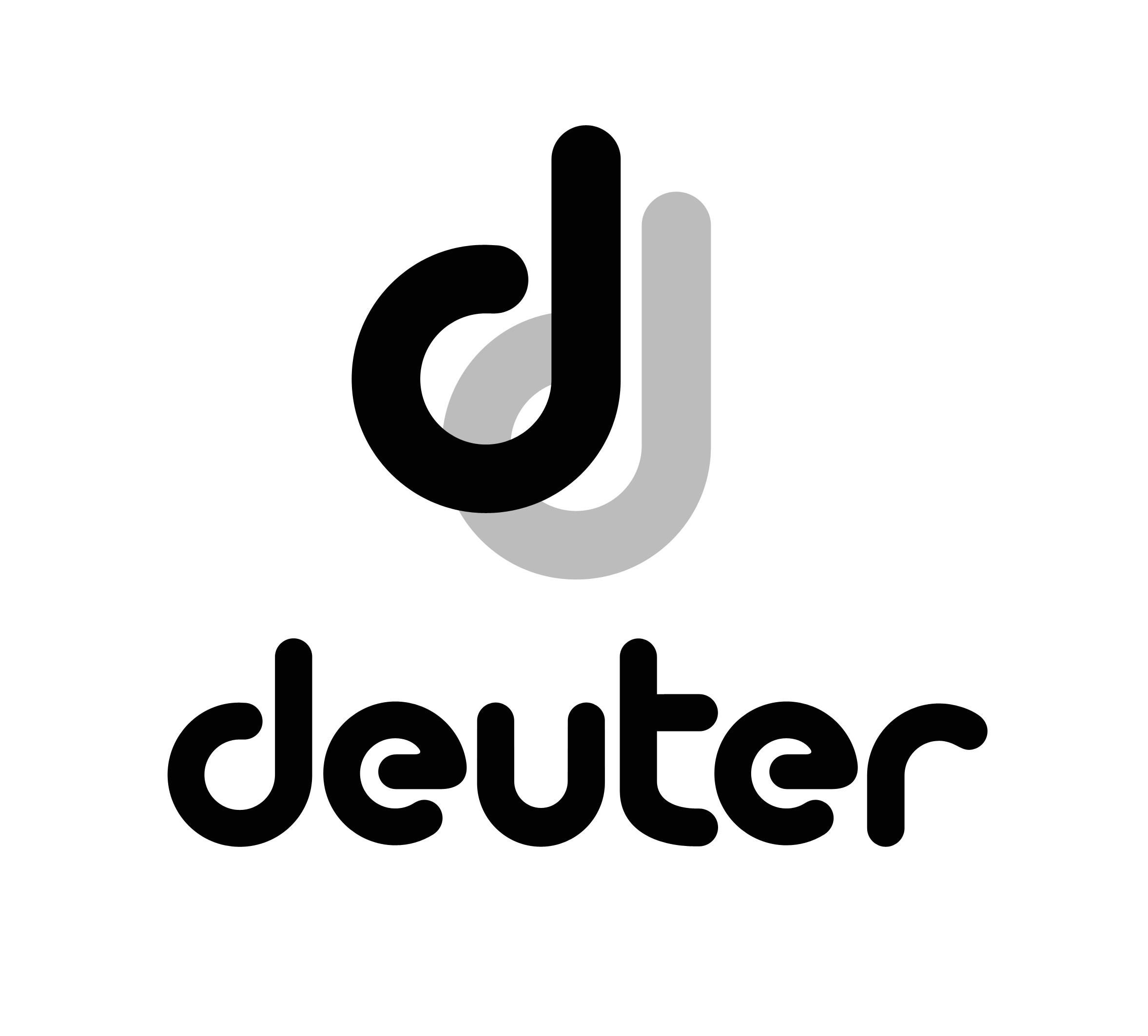 Das Logo von Deuter.