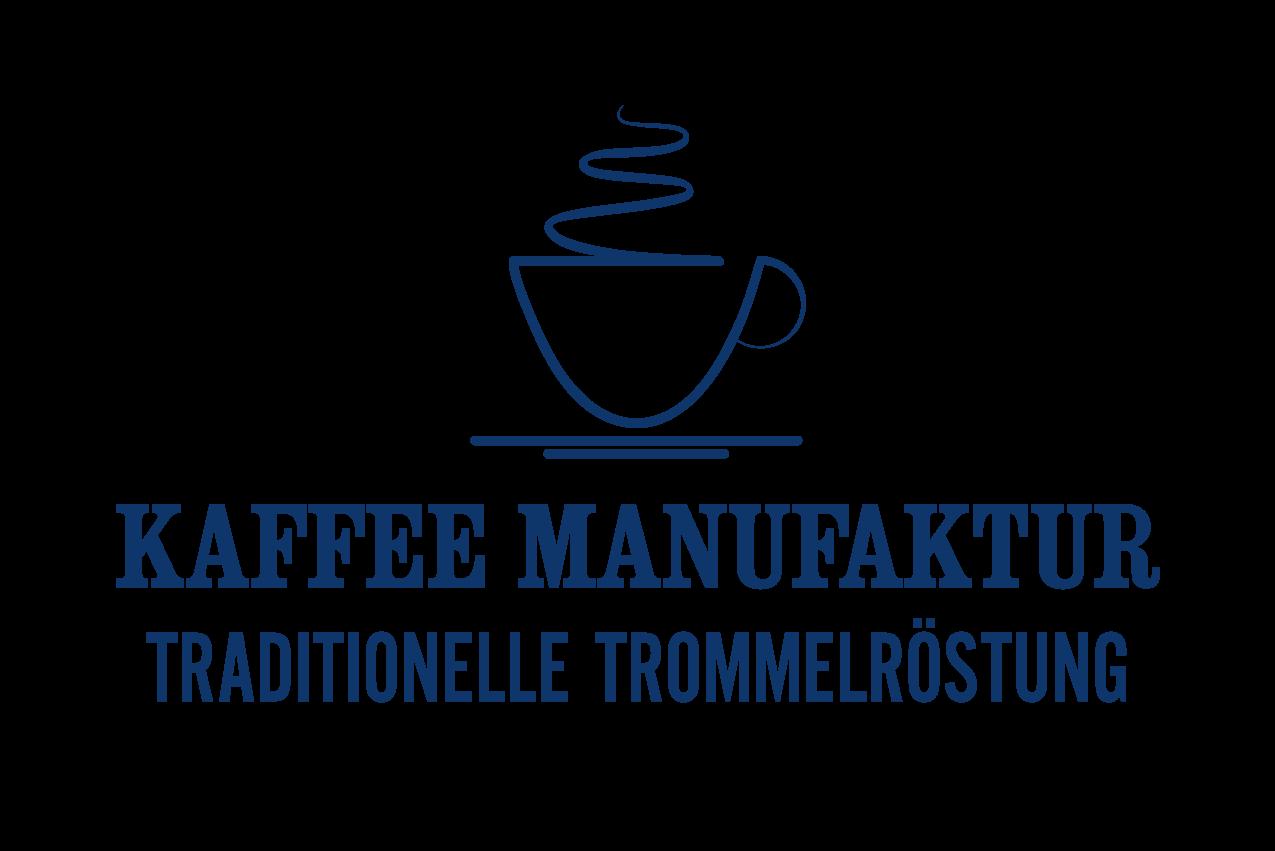 Das Logo der Kaffee Manufaktur.