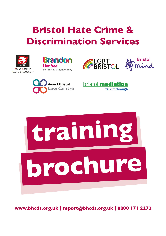 BHC&DS training leaflet