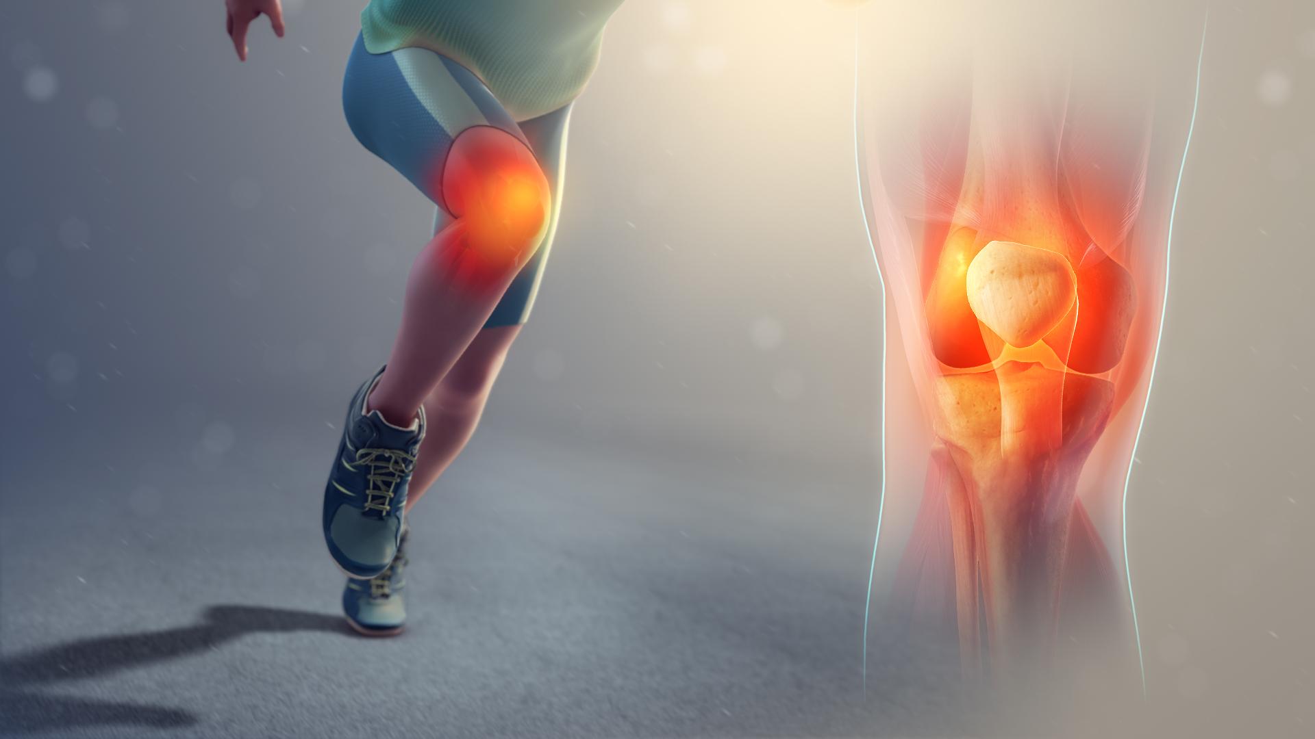 alternative knee pain treatment