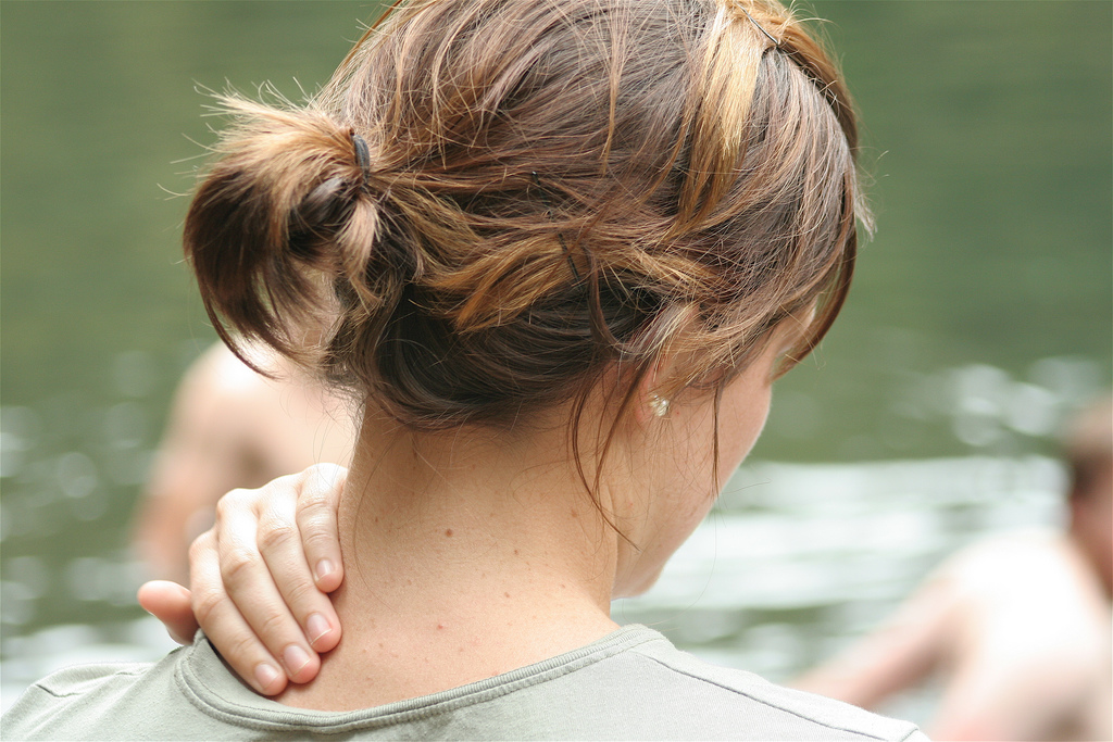 Alternative for neck pain