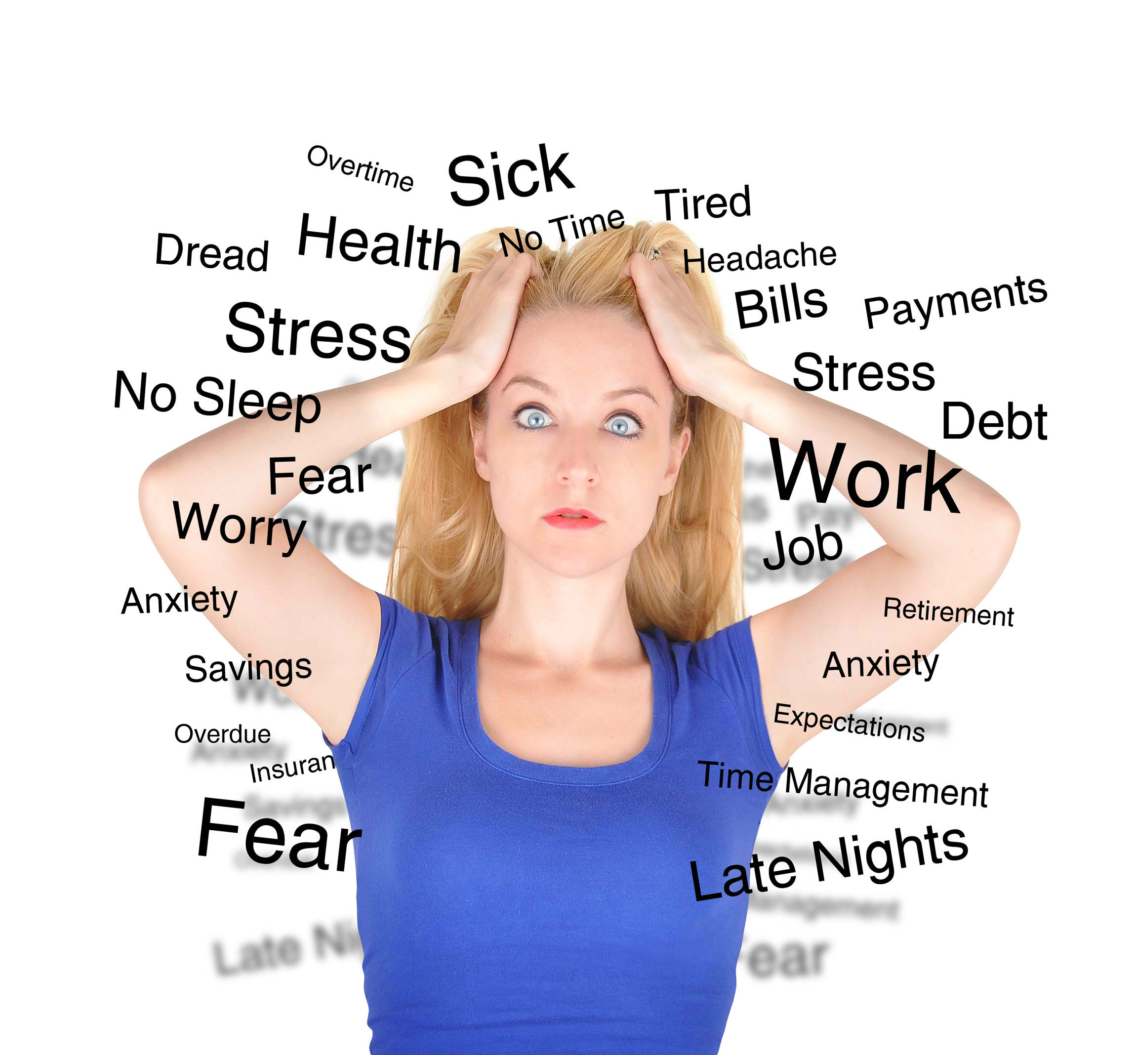 Stress is killing you!