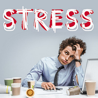 stress is undoing your healthy habits