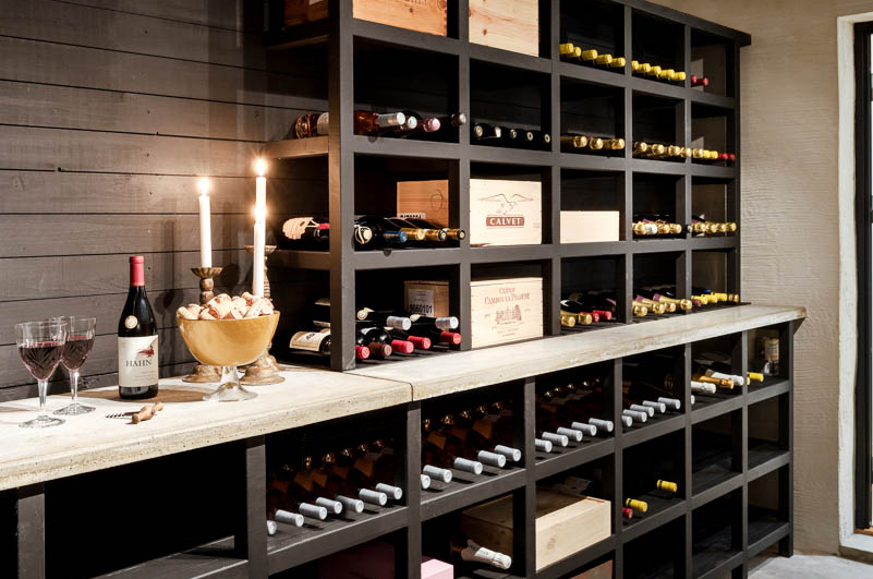 Visit our wine cellar