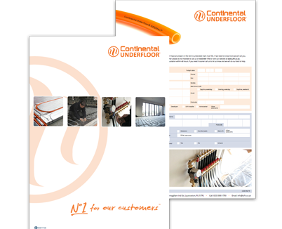 Continental Underfloor Heating Brochure
