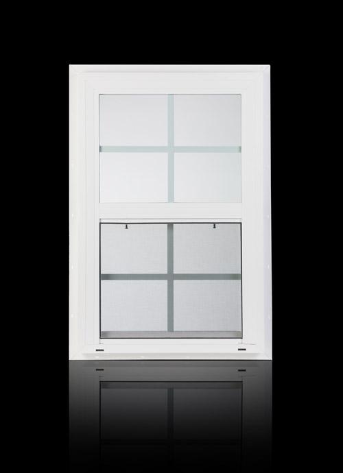 Genial Croft Window With Reflection